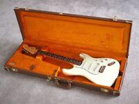 Fender Custom Shop 59 Closet Classic 1959 Stratocaster - Olympic White