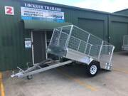 9x5 BOX TRAILER TIPPER - ATM 1400kg BASE TRAILER & JOCKEY WHEEL Toowoomba Toowoomba City Preview