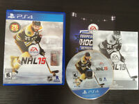 NHL15 and CoD AW