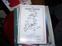 The Grand Manan Cook Book