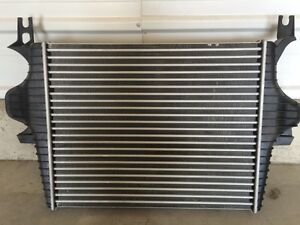 New intercooler from 2003 Ford 6.0L powerstroke diesel