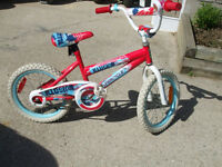 excellent condition kids bike