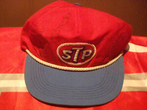 Richard Petty  Autographed Hat