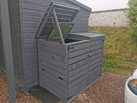 Bin Stores - built to order