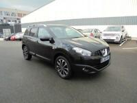 2011 Nissan Qashqai+2 1.6 2WD N-TEC 7 Seater Finance Available