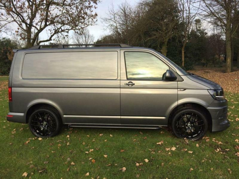 2016 16 Vw Transporter Vw T6 2 0 T28 Abt Styling Carpeted Air Con Low Miles In Blackley