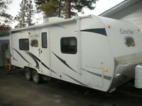 2012 Creekside with 3 yrs. extended warranty