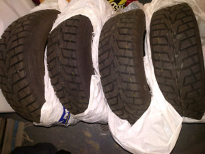 Set of 4, 15inch Winter tires need gone.