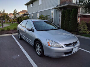 *mint* 2005 Honda Accord V6 Full load