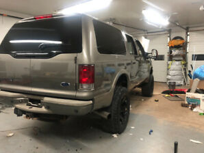 2004 Diesel Ford Excursion