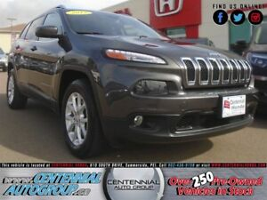 Jeep Cherokee North | 3.2L | V6 | 4WD | Bluetooth | A/C 2015
