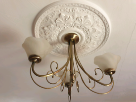 Light Fitting - Excellent Condition £20