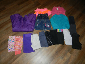 Girls Fall/Winter Clothes  4T