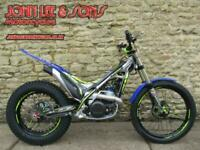 Sherco ST300 Factory, Brand New 2021 Model, In Stock & Ready To Trial