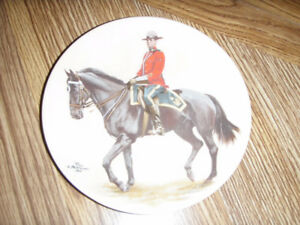 Collector Plate - RCMP