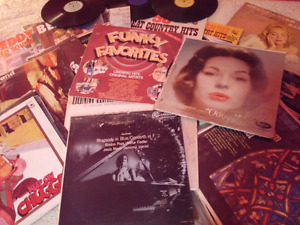 Lot of 30+ Records
