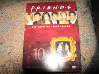 FRIENDS BOX SET plus 6 OTHER MOVIES