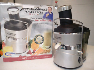 POWER JUICER BY JACK LA LANNE