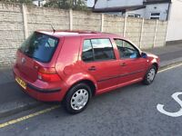 Volkswagen Golf 2000 Automatic very good drive, drive away today