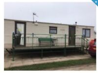 Skegness caravan hire, 17 July-20 july