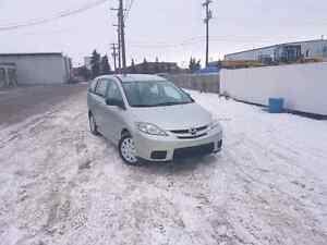 Mazda5 minivan,great on gas