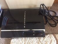 PlayStation 3 - Colour fault but still works