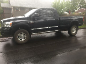For sale - 2008 Dodge Laramie 3500 Heavy Duty Diesel Long Box