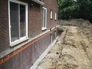 Foundation Repair / Foundation Water Proofing Cornwall Ontario image 1
