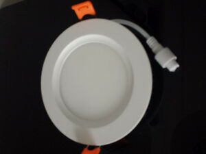 Super thin round led panel/pot light 4 inch 9W dimmable*SPECIAL* London Ontario image 5