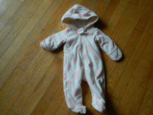 Carter's girl's spring suit 3 months