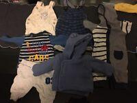 Boys clothes outfit bundle