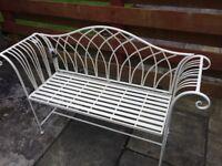 Brand new Garden Seat