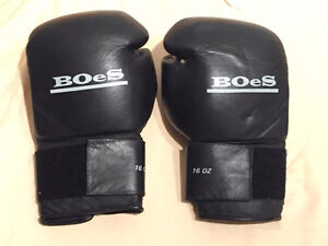 16 oz. BOXING GLOVES FOR SALE