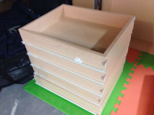 Kitchen Cabinet Drawers with soft close 10PCS FOR $500!