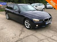 BMW 320 2.0TD ( 184bhp ) ( s/s ) Touring 2013 d SE, 84000 MILES,LEATHER/NAV