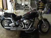 HARLEY FAT BOY - PRICE REDUCED