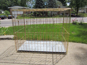 Wire Dog Cage for Medium to Medium/Large Breed