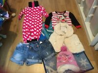 Girls bundle age 1-2/2-3