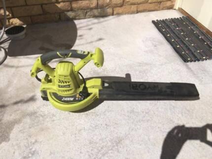 Ryobi Electric Blower Vacuum - Garden