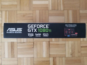 GTX 1080 TI 11GB NEW