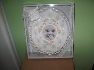 BABY PICTURE FRAME - REDUCED!!!!
