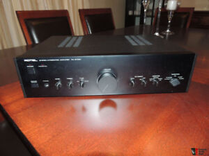 Vintage Rotel RA-870BX Integrated Amplifier-80 Watts/channel RM