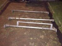 Ford transit heavy duty roof rack