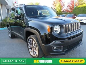 2016 Jeep Renegade North AUT 4X4 A/C MAGS GR ELECTRIQUE ET PLUS
