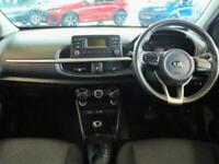 2017 Kia Picanto Kia Picanto 1.25 2 5dr Auto Hatchback Petrol Automatic