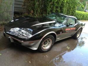 1978 Corvette 25th Silver Anniversary L82