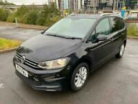 2017 Volkswagen Touran SE FAMILY TSI BLUEMOTION TECHNOLOGY MPV Petrol Manual