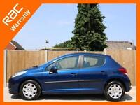 2010 Peugeot 207 1.4 16V S 5 Door 2-Tronic Auto Air Conditioning Just 2 Lady Own