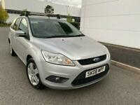 2008 Ford Focus 1.8 Style 5dr ESTATE Petrol Manual