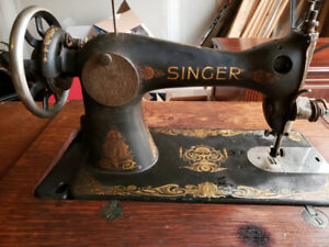 Singer Sewing Machine Cabinet Antique | Buy New & Used Goods